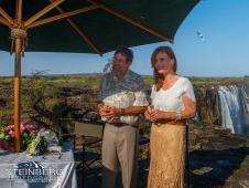 Wedding, Livingston Island, Zambia