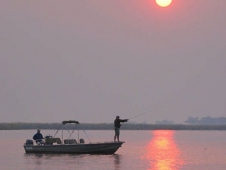 zambia lower zambezi fishing