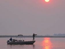 zambia lower zambezi fishing