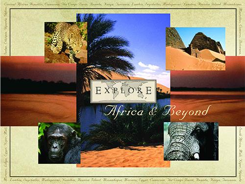 Download Brochure Explore Africa