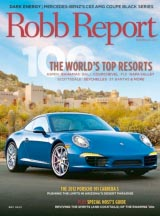 ROBB REPORT - The Robb Report 100 Resorts